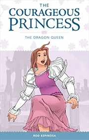 Courageous Princess Volume 3 | Paperback Book