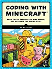 Coding With Minecraft | Paperback Book