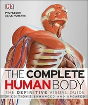 The Complete Human Body | Hardback Book
