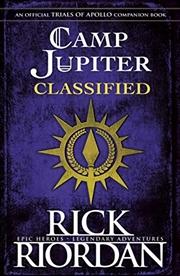 Camp Jupiter Classified | Hardback Book