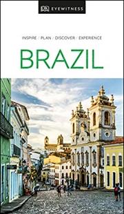 Brazil Eyewitness Travel Guide | Paperback Book
