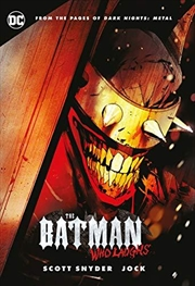 The Batman Who Laughs | Hardback Book