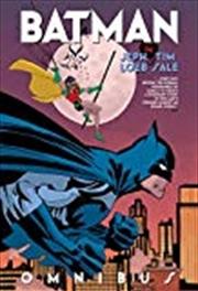 Batman By Jeph Loeb & Tim Sale Omnibus | Hardback Book