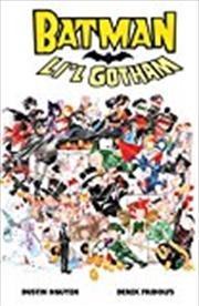 Batman A Lot Of Li'l Gotham | Hardback Book