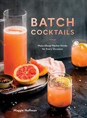 Batch Cocktails | Hardback Book