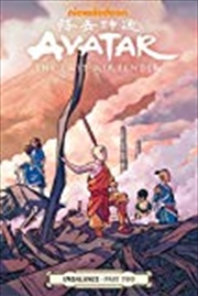 Avatar The Last Airbender--Imbalance Part Two   Paperback Book