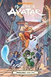 Avatar The Last Airbender-Imbalance Part One   Paperback Book