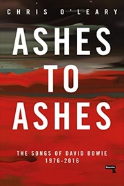 Ashes to Ashes | Paperback Book