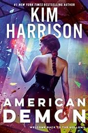 American Demon (hollows) | Hardback Book