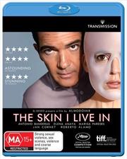 Skin I Live In, The   Blu-ray