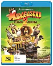 Madagascar- Escape 2 Africa | Blu-ray