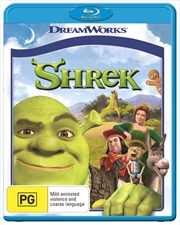 Shrek | Blu-ray
