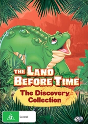 Land Before Time | Discovery Collection, The | DVD