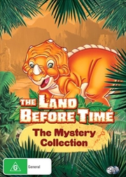 Land Before Time   Mystery Collection, The   DVD