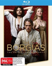 Borgias - Season 1-3 | Boxset, The | Blu-ray