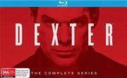 Dexter - Season 1-8 | Boxset | Blu-ray