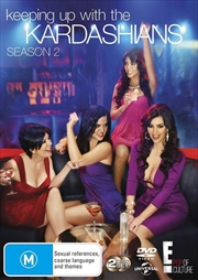Keeping Up With The Kardashians - Season 02 | DVD
