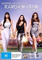 Keeping Up With The Kardashians - Season 03 | DVD