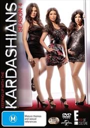 Keeping Up With The Kardashians - Season 04 | DVD