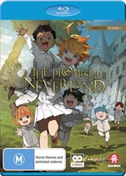 Promised Neverland - Season 1, The | Blu-ray