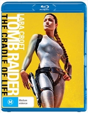Lara Croft Tomb Raider 2 - The Cradle Of Life | Blu-ray