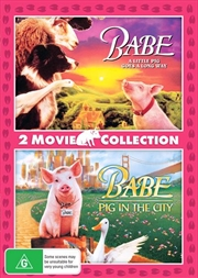 Babe The Gallant Pig / Babe - Pig In The City | Franchise Pack | DVD