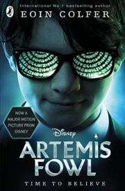 Artemis Fowl : Film Tie-In | Paperback Book