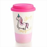 Double Layer Unicorn Travel Mug | Merchandise