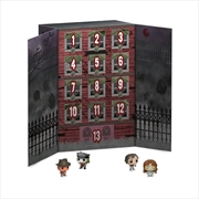 Horror - Pocket Pop! 13-Day Spooky Countdown Calendar | Pop Vinyl