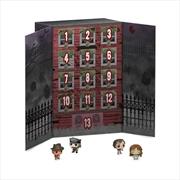 Horror - Pocket Pop! 13-Day Spooky Countdown Calendar | Pop Vinyl
