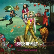 Birds Of Prey - Fantabulous Emancipation of One Harley Quinn | CD