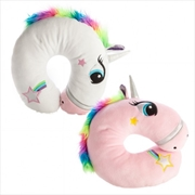 Unicorn Neck Cushion | Homewares