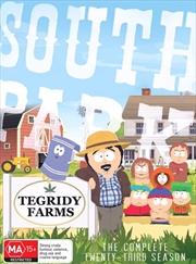 South Park - Season 23   DVD