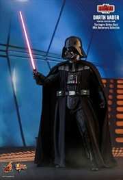 "Star Wars - Darth Vader Empire Strikes Back 40th Anniversary 1:6 Scale 12"" Action Figure 
