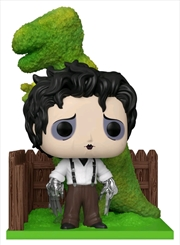 Edward Scissorhands - Edward & Dinosaur Hedge Pop! Deluxe | Pop Vinyl