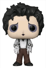 Edward Scissorhands - Edward in Dress Clothes Pop! Vinyl | Pop Vinyl
