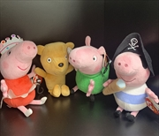 Peppa Pig Plush - Assorted Designs | Merchandise