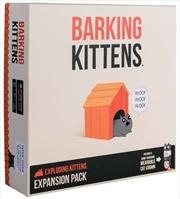 Barking Kittens (3rd Exploding Kittens Expansion) | Merchandise