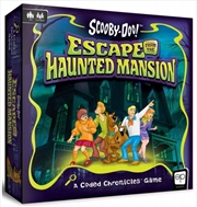 Escape from the Haunted Mansion A Coded Chronicles Games | Merchandise