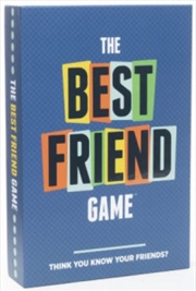 Best Friend Game | Merchandise