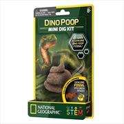 Dino Poop Mini Dig Kit | Toy
