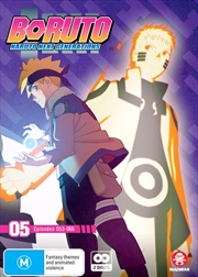 Boruto - Naruto Next Generations - Part 5 - Eps 53-66 | DVD
