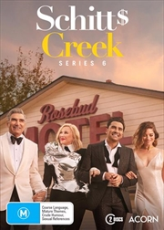 Schitt's Creek - Series 6 | DVD
