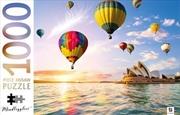 Sydney Opera House Australia 1000 Piece Puzzle | Merchandise