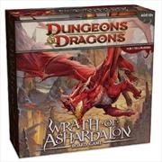 Wrath Of Ashardalon Board Game | Merchandise