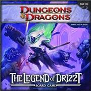 Legend Of Drizzt Board Game | Merchandise