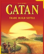 Catan The Settlers Board Game | Merchandise