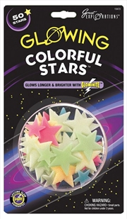 Colourful Stars Glow-In-The-Dark | Toy