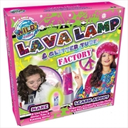 Lava Lamp And Glitter Tube Factory | Toy
