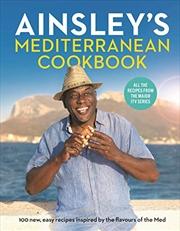 Ainsleys Mediterranean Cookbook | Hardback Book